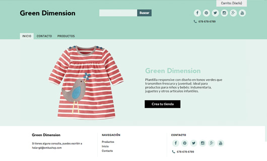 Green dimension 1