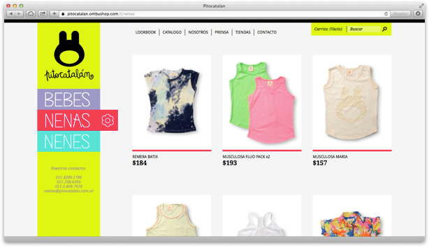 OmbuShop screenshot
