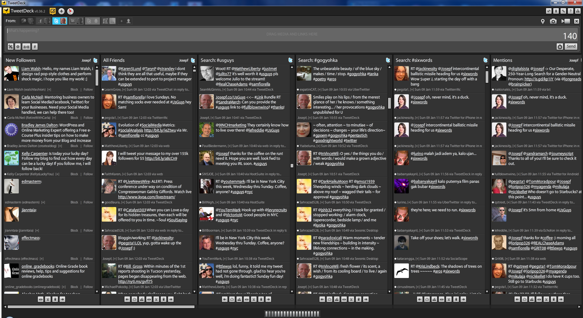Tweetdeck-view